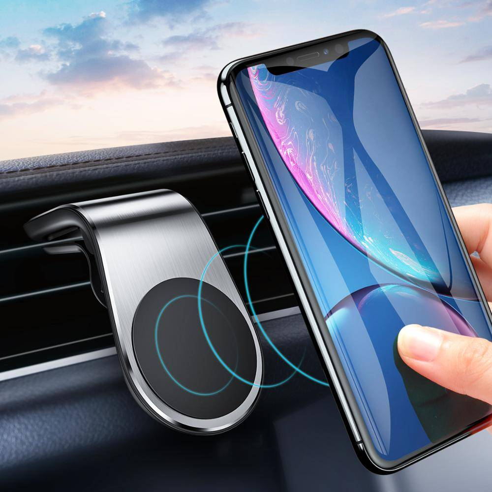 Magnetic Car Phone Holder Car Accessories Phone Stands Ships From : United States
